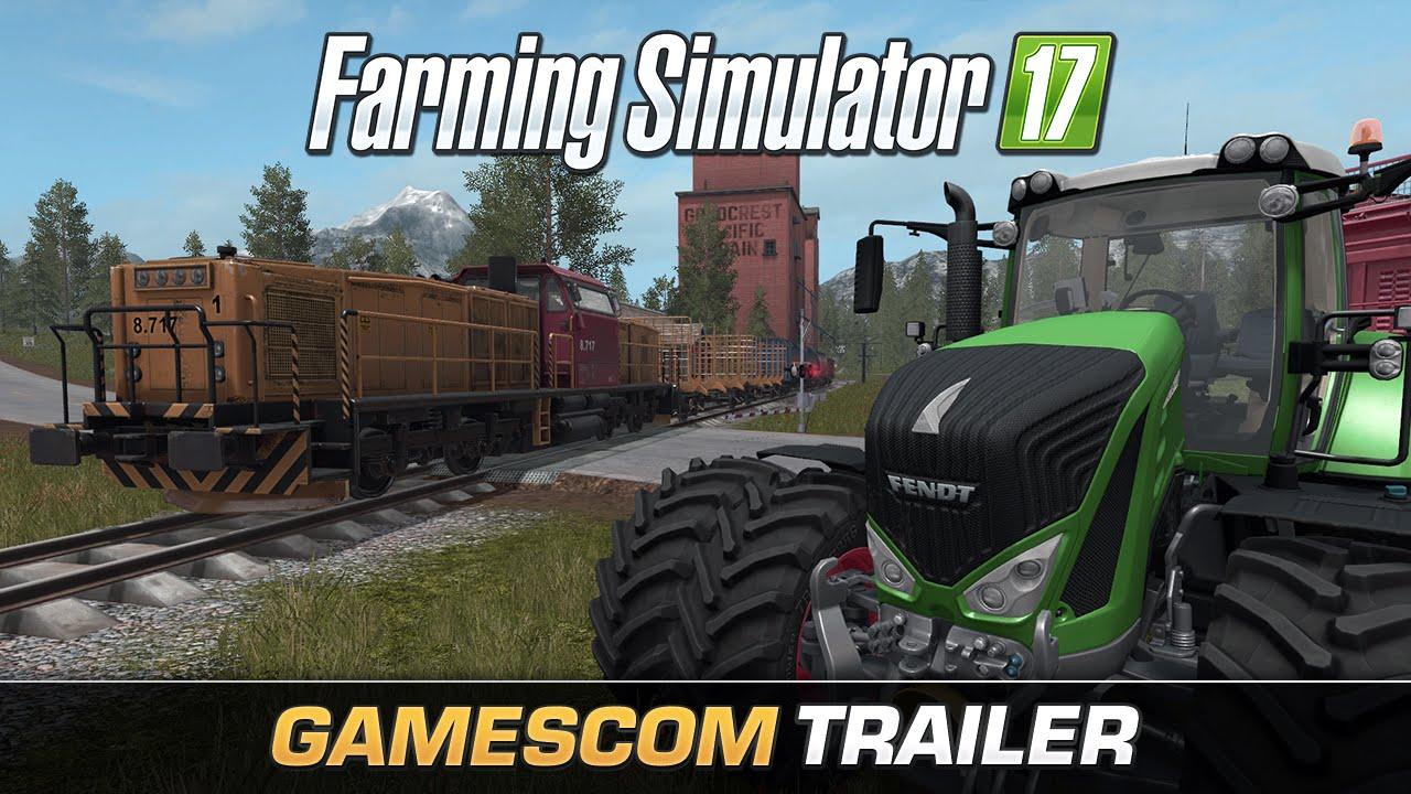LS17 Gamescom Trailer
